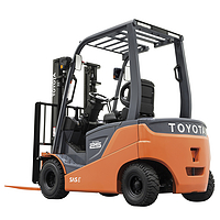 TOYOTA electric counter forklift 8FBN series