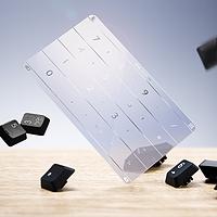 Nums Ultra-thin Smart Keyboard
