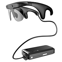 The Blind vision-assisted glasses