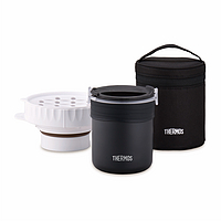 Boiled Rice Lunch Box