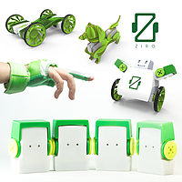 Ziro - World's First Hand Controlled Robotics Kit