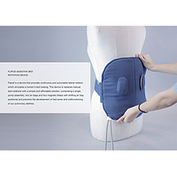 Flipod, assistive bed rotation device