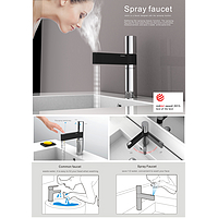 spray  faucet