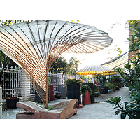 Umbrella Pavilion