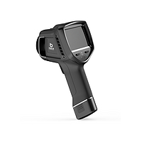 Hand held infrared thermal imager