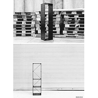 User-friendly modular shelving system