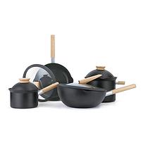 悦味元木系列创意锅具