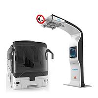 Intelligent flexible charging pantograph