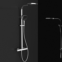 Stare shower system