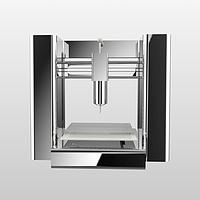 Self-Service Chocolate 3D Printer