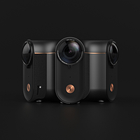 Kandao Obsidian Professional 3D 360° VR Camera