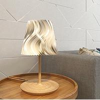 Fold Leaf Lamp